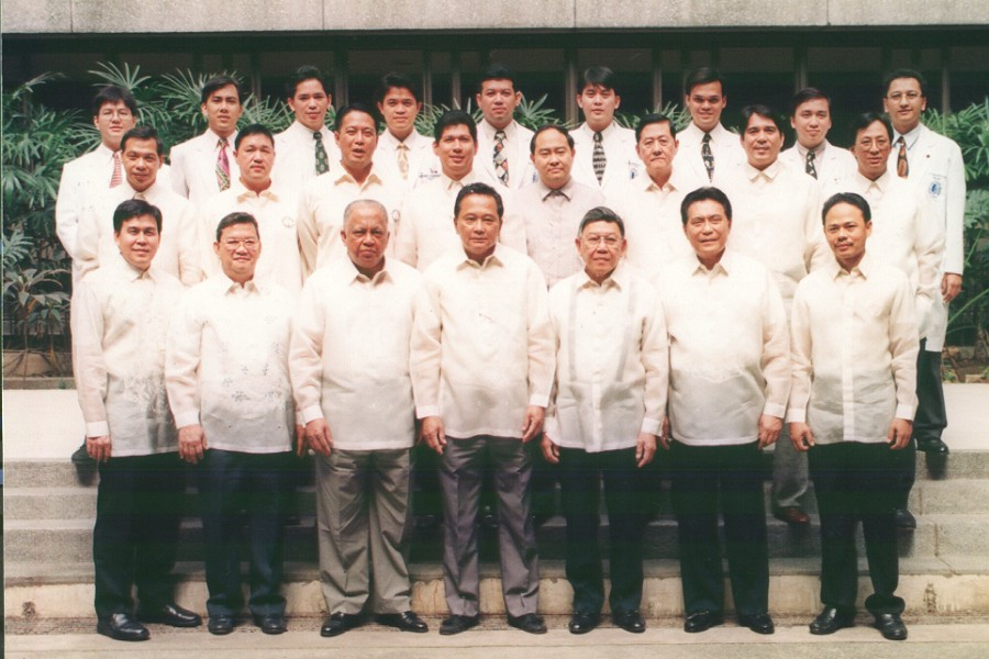 NKTI Urology Staff 1997